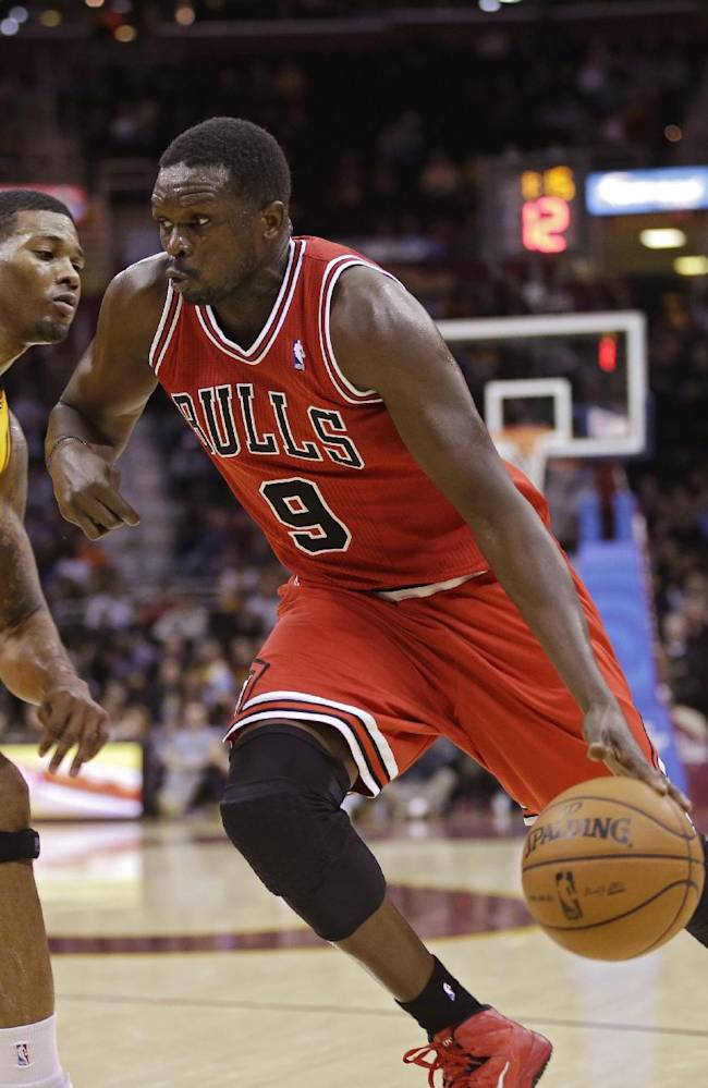 Falling to lottery no sure thing for Bulls in East