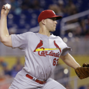 Masterson pitches Cardinals past Marlins, 5-2 The Associated Press