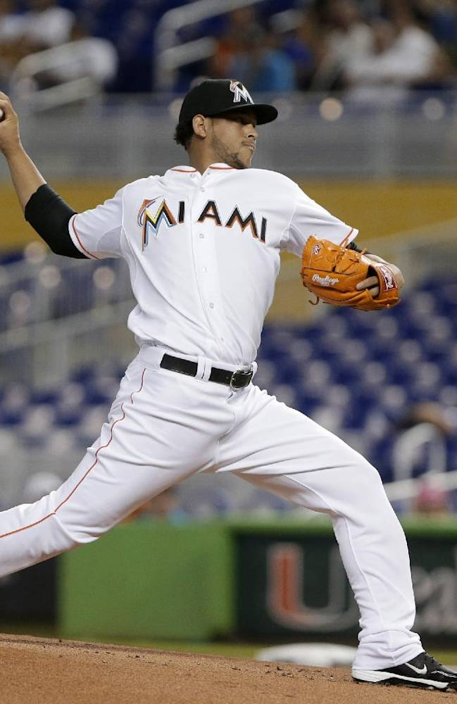 Marisnick's 1st homer helps Marlins top Mets 3-2