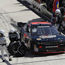 No. 74 NASCAR Nationwide Series team penalized after Dover