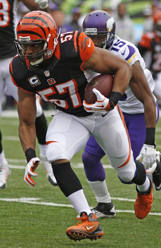Bengals' defense among best without hurt stars