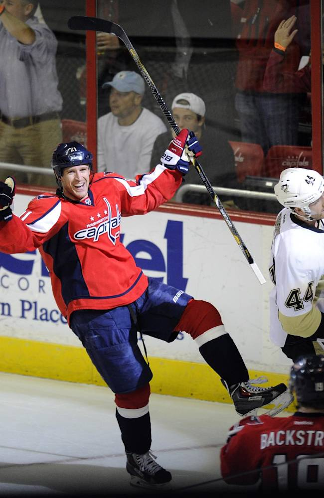 Crosby, Kunitz lead Penguins past Capitals 3-2