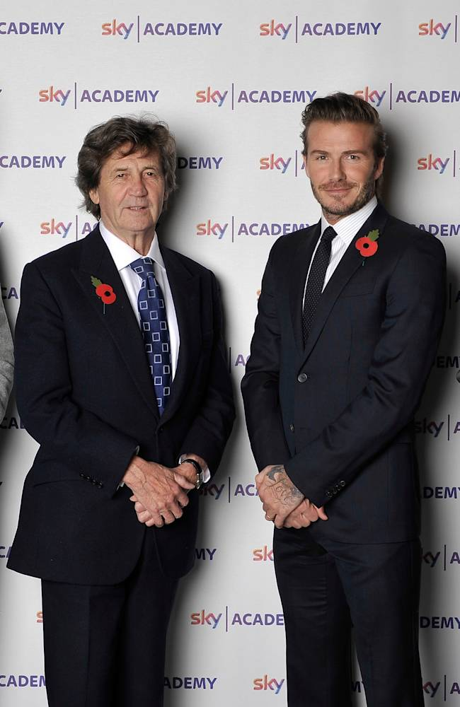 Sky Academy Launch