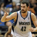 Lovefest: Kevin Love traded to Cavs, joins LeBron The Associated Press