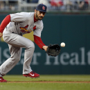 Molina's error helps Nationals beat Cardinals 3-1 The Associated Press