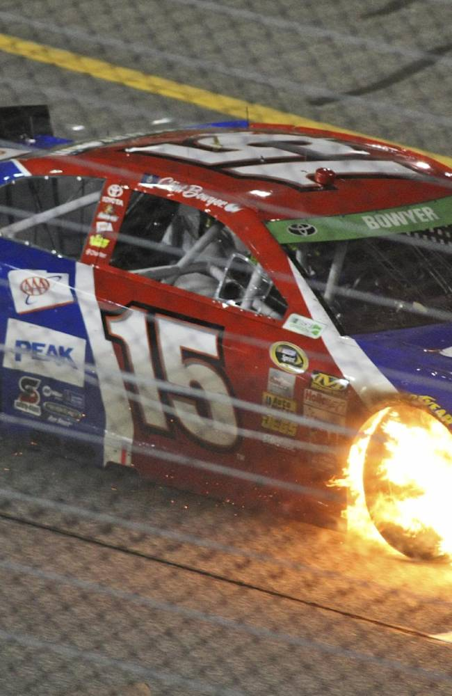 Logano's late move gets him victory at Richmond