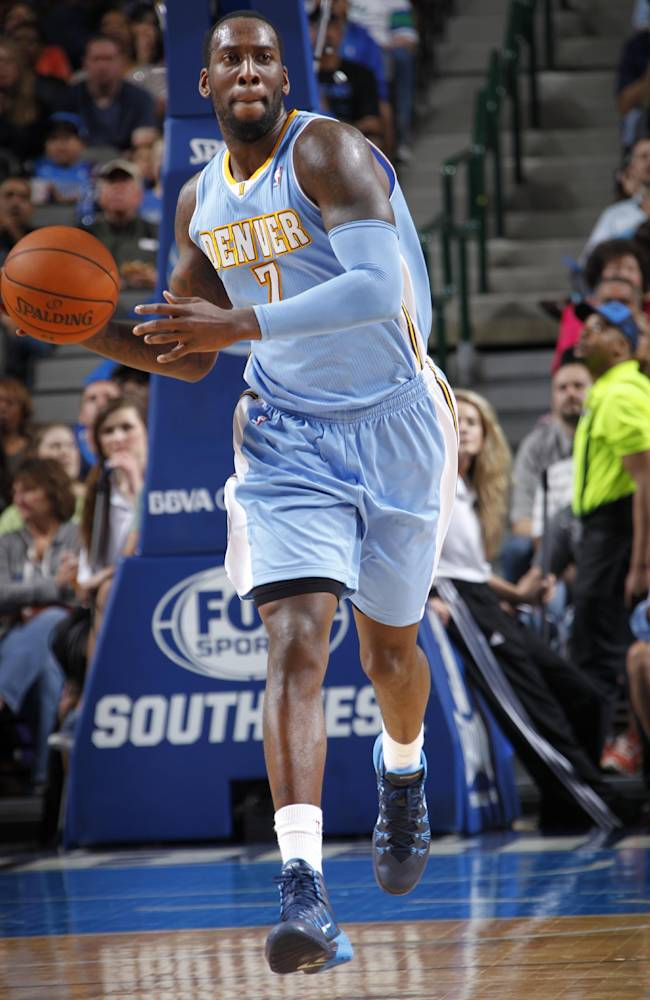 Nuggets' Hickson suspended 5 games by NBA