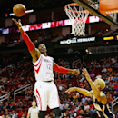 Indiana Pacers v Houston Rockets Getty Images