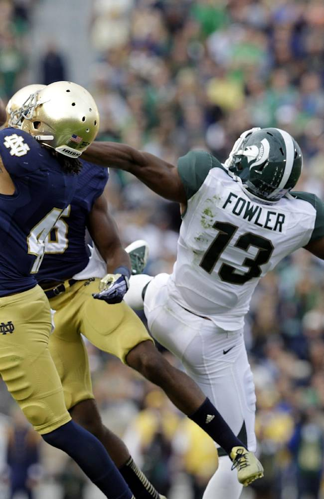 No. 22 Notre Dame has knack for winning close ones