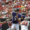 Flacco builds impressive resume with Ravens The Associated Press