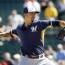 Lohse, Santiago sharp in first spring outings The Associated Press
