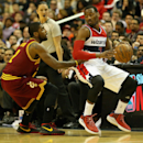 Cleveland Cavaliers v Washington Wizards Getty Images