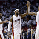 When Bosh steps up, Heat reaps benefits The Associated Press
