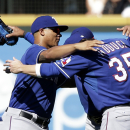 Odor slam leads Rangers over Mariners 12-4 The Associated Press