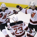Griffith goal leads Bruins to 4-2 win over Devils The Associated Press