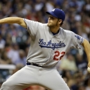 Kershaw shuts down Brewers photo