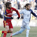 Sporting KC tops Real Salt Lake for MLS Cup The Associated Press