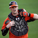 Wieters could start season on disabled list The Associated Press