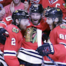 The Latest: Keith goal gives Chicago 1-0 lead vs Tampa The Associated Press