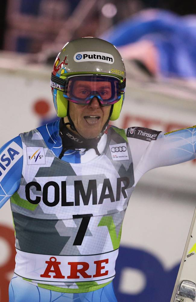 Ted Ligety out to defend his 3 world titles in Beaver Creek