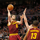 Clevealnd Cavaliers v Detroit Pistons Getty Images