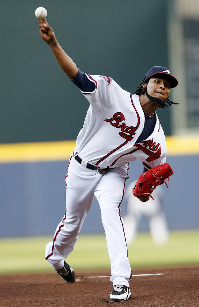 Freeman, Santana pace Braves past Marlins
