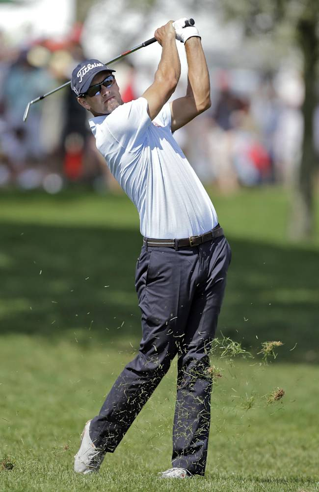 Scott stretches lead to 7 shots at Bay Hill