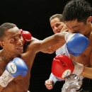 Solis beats Kono for WBA super flyweight title (The Associated Press)