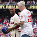 Rollins leaves legacy in Philly, heads to Dodgers The Associated Press