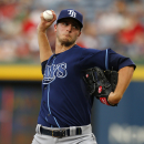 Perez impresses in 1st big league start; Braves beat Rays The Associated Press