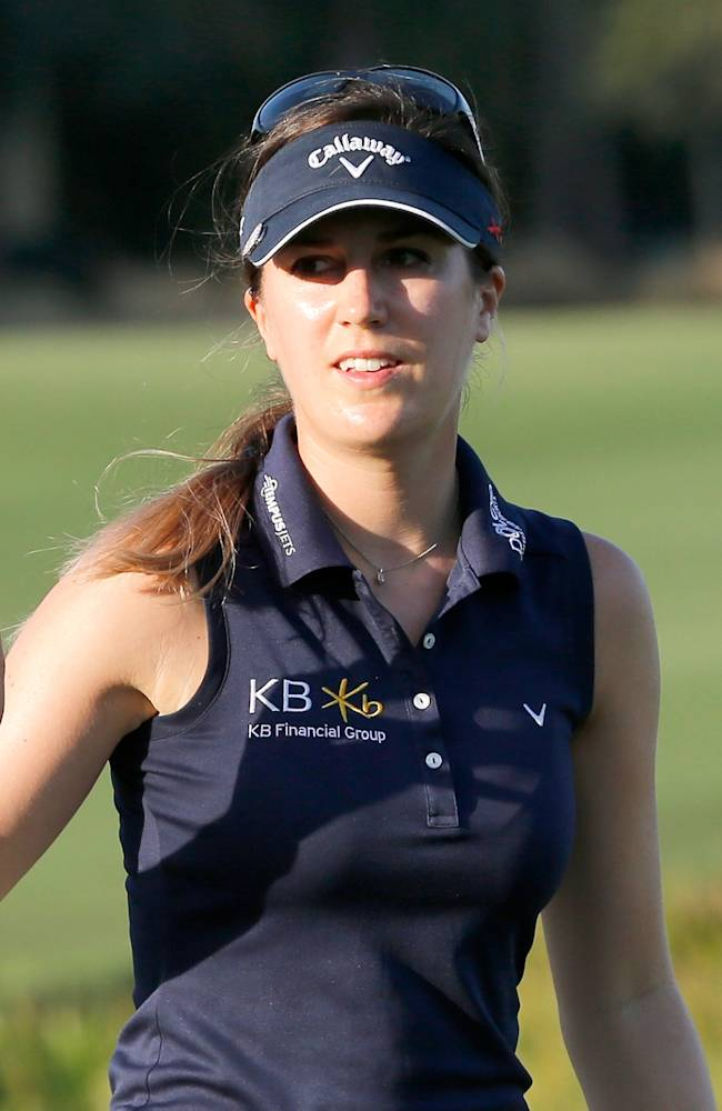 CME Group Titleholders - Round Two
