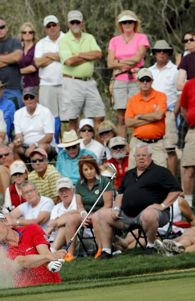 McDowell, Dufner open Match Play with big rallies