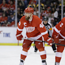 Red Wings' Henrik Zetterberg in lineup for Game 4 The Associated Press