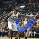 Oklahoma City Thunder v San Antonio Spurs Getty Images
