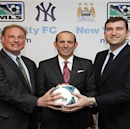 Manchester City's involvement in New York FC will benefit MLS, says Roxburgh