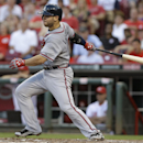 Upton's HR sends Braves over Reds 3-1 in 12th The Associated Press