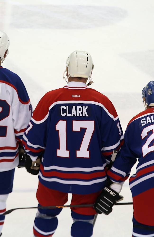 2013 Hockey Hall Of Fame - Legends Classic