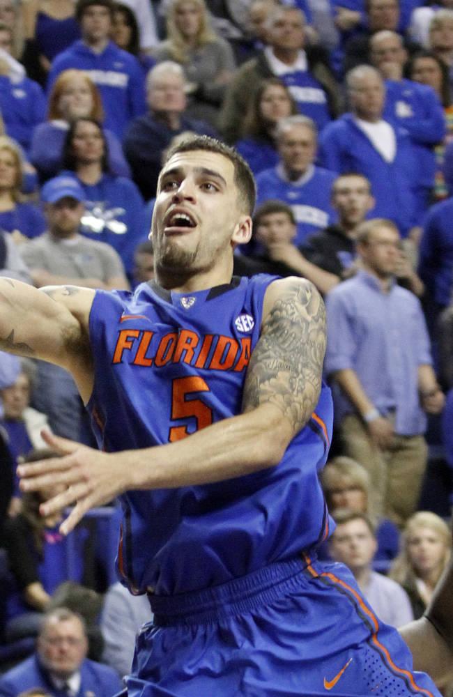 No. 3 Florida rallies past No. 14 Kentucky 69-59