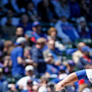 Lester gets 1st win with Cubs in 1-0 victory over Brewers The Associated Press