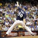 Fill-in Fiers making a pitch for Brewers rotation The Associated Press