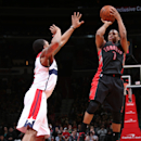 Raptors win in overtime again, defeat Wizards 120-116 (Yahoo Sports)