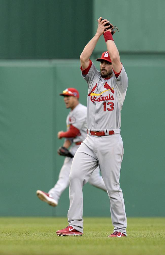 Carpenter thrives at second base for Cardinals