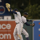 Mariners score 2 runs in 12th, beat Angels 3-2 The Associated Press