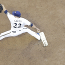 Garza pitches Brewers past Indians 8-1 in return from DL The Associated Press