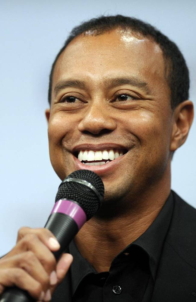 Woods has a new tournament - for amateurs