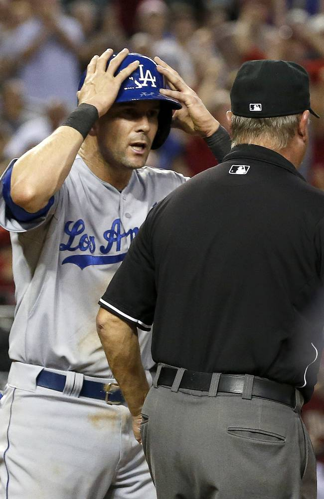 Playoff chase: Dodgers fail to clinch NL West