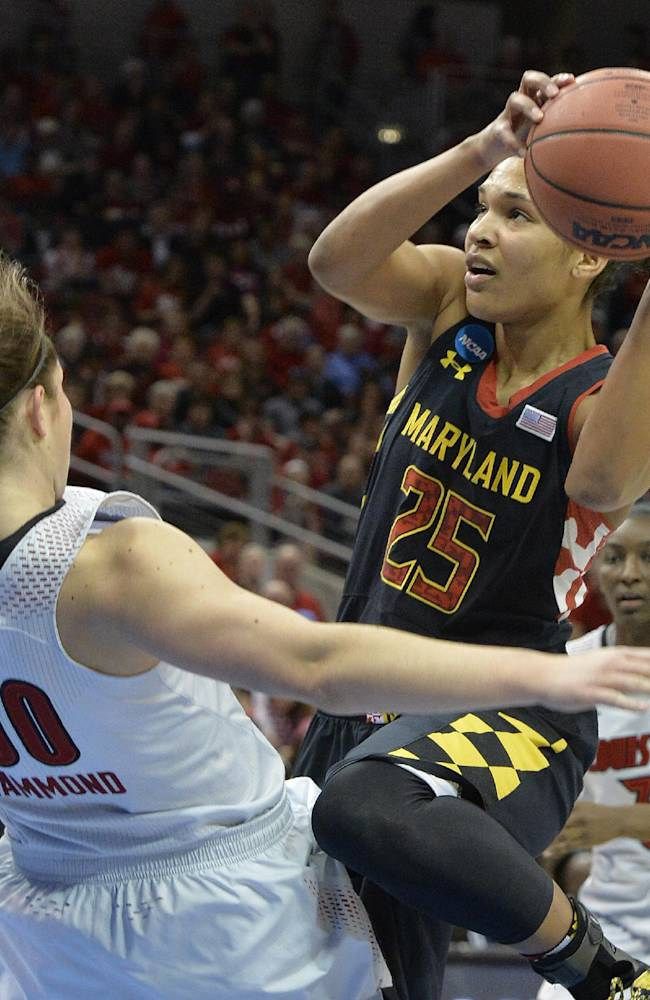 Tested Maryland set to spoil Final Four showdown
