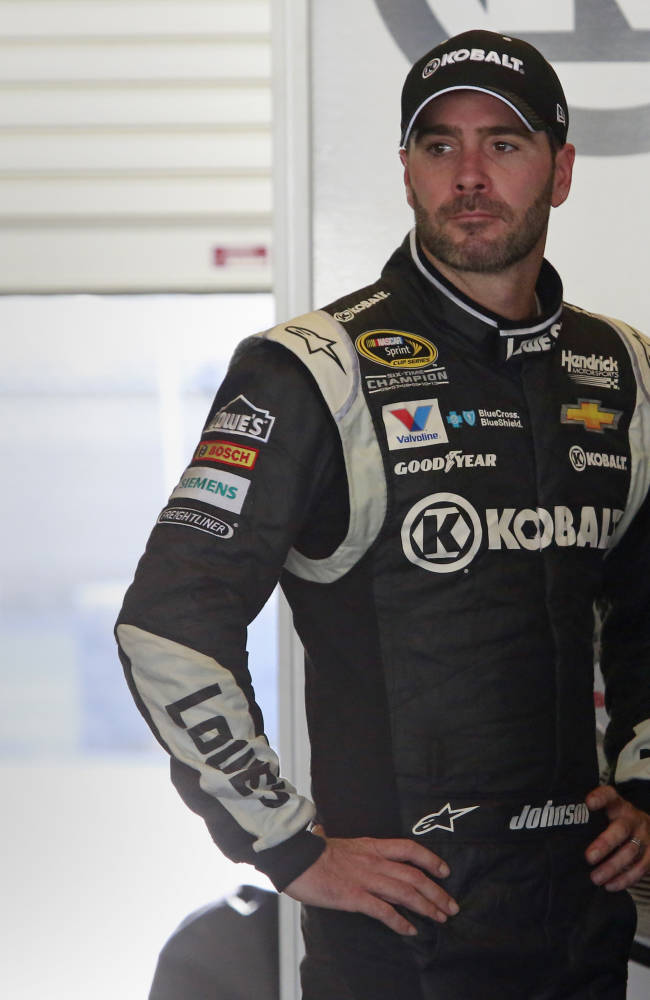 Without new deal, Johnson committed to winning for Hendrick