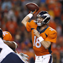 It's no secret when Peyton Manning gets mad (Yahoo Sports)
