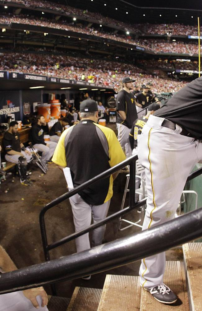 Pirates not satisfied after breakthrough season